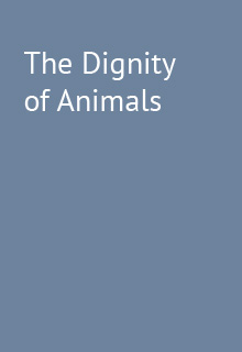 The Dignity of Animals